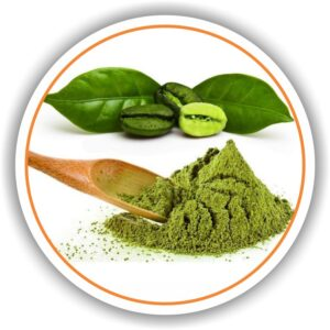 Green Coffee for Weight Loss - Green Coffee Bean Powder